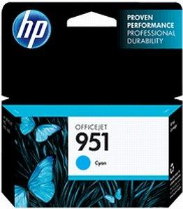 Картридж HP CN050AE голубой оригинал