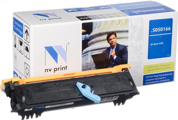 Картридж Epson S050166 совместимый NV Print