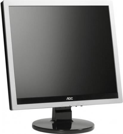 """Монитор 17"""" AOC E719SDA Silver-Black"""