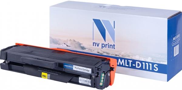 Картридж совместимый NVPrint MLT-D111S для Samsung