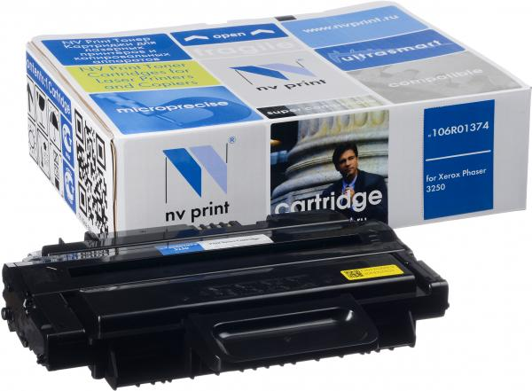 Картридж совместимый 106R01374 NV Print для Phaser 3250