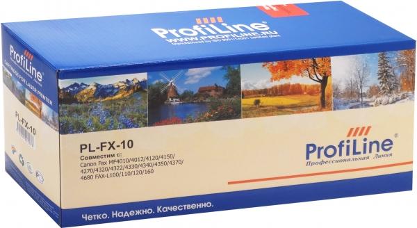 Картридж совместимый ProfiLine FX-10 для Canon