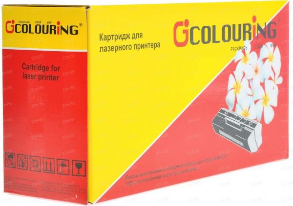Картридж совместимый Colouring TK-1160 для Kyocera (без чипа)