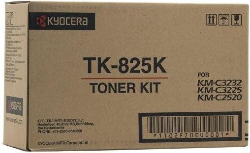Картридж Kyocera TK-825C голубой оригинальный