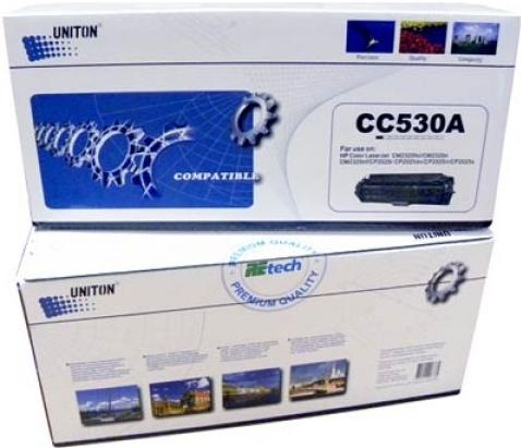 Картридж совместимый UNITON Premium СС530А черный для HP