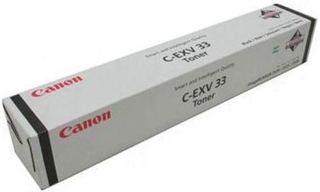 Тонер-картридж Canon C-EXV33 оригинальный
