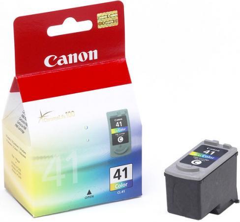 Картридж CANON CL-41 трехцветный оригинальный