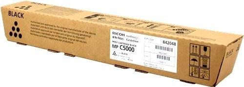 Тонер-картридж MPC5000E для Ricoh черный