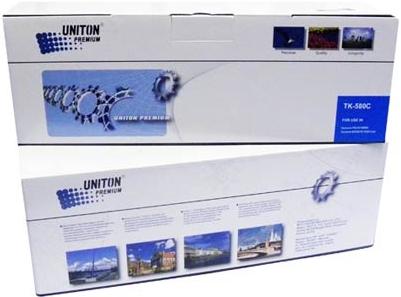 Картридж совместимый UNITON Premium TK-580C синий для Kyocera
