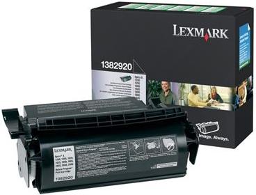 Тонер-картридж Lexmark 1382920 оригинальный