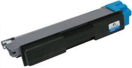 Картридж совместимый KATUN TK-590C голубой для Kyocera