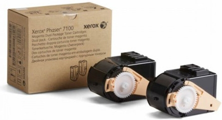 Картридж Xerox PH7100N цветной оригинальный