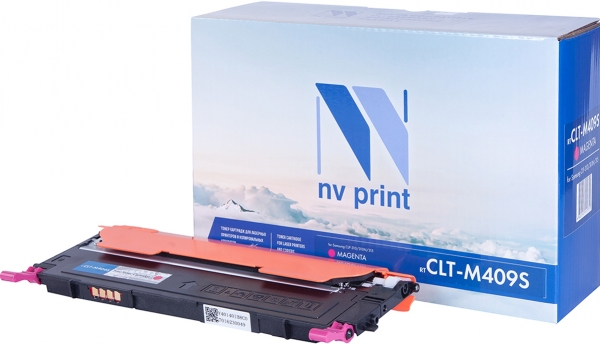 Картридж совместимый NV Print CLT-M409S пурпурный для Samsung