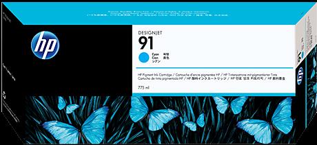Картридж HP C9467A голубой оригинальный