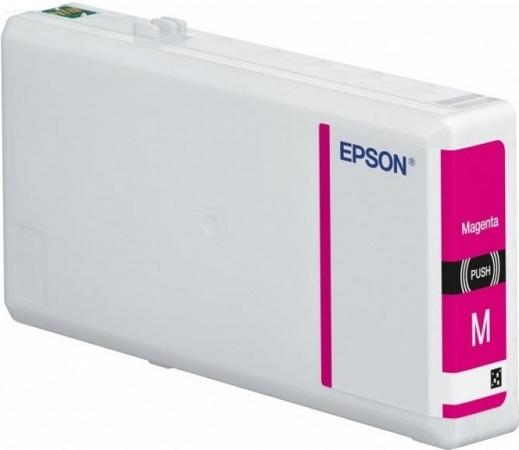Картридж Epson 79XL (C13T79034010) пурпурный оригинальный