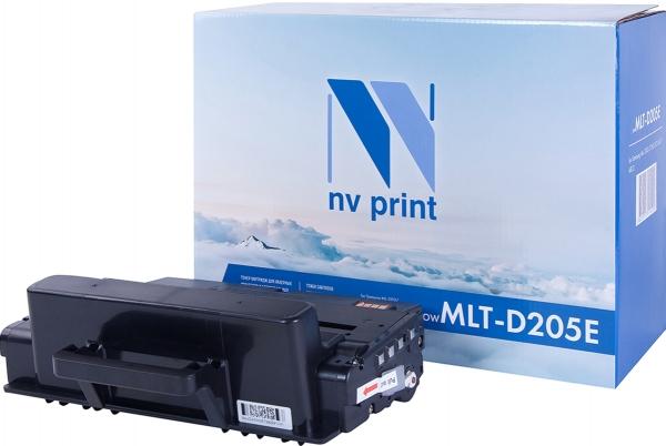 Картридж совместимый NVP MLT-D205E для Samsung