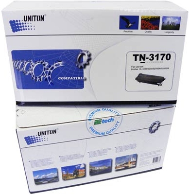 Картридж совместимый UNITON Premium TN-3170 для Brother