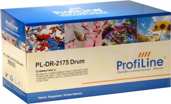 Драм-картридж совместимый ProfiLine DR-2175 для Brother