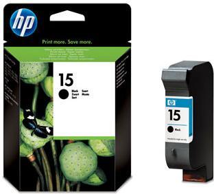 Картридж HP C6615D черный оригинальный