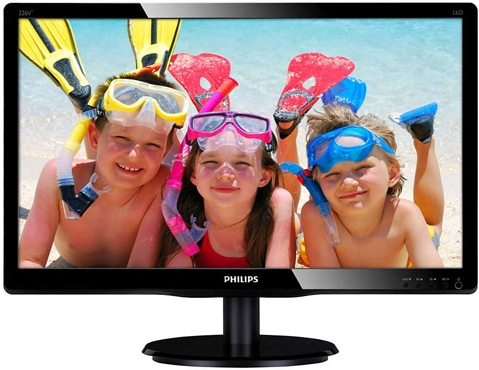 "Монитор 21,5"" PHILIPS 226V4LSB"