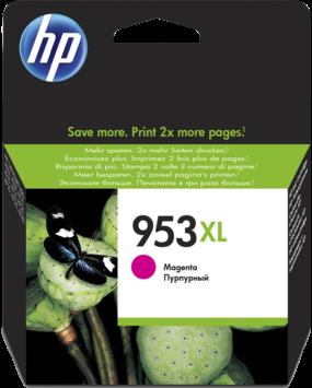 Картридж F6U17AE для HP пурпурный