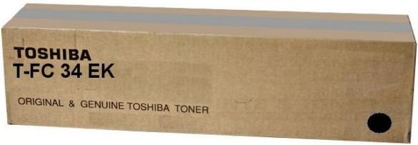 Картридж Toshiba T-FC34EK (6A000001530) черный оригинальный