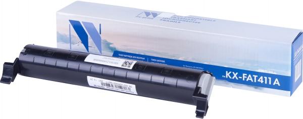 Картридж совместимый NVPrint KX-FAT411А для Panasonic