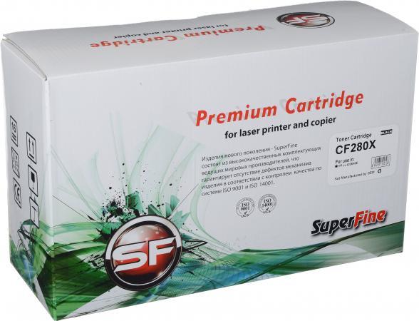 Картридж совместимый SuperFine CF280X для HP