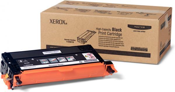 Тонер-картридж XEROX 106R01403 черный оригинальный
