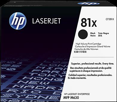 Kартридж HP 81X оригинальный
