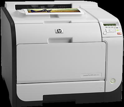 Принтер HP LaserJet Pro 400 color M451dn