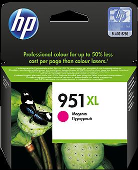 Картридж HP CN047AE пурпурный оригинальный