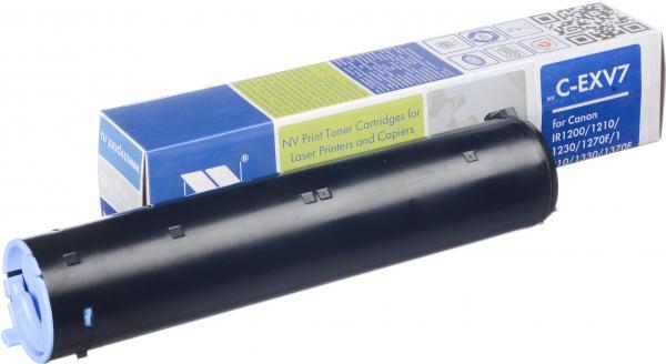 Тонер-туба совместимый NV Print C-EXV7 для Canon