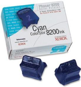Картридж XEROX 016204100 голубой 2шт оригинальный