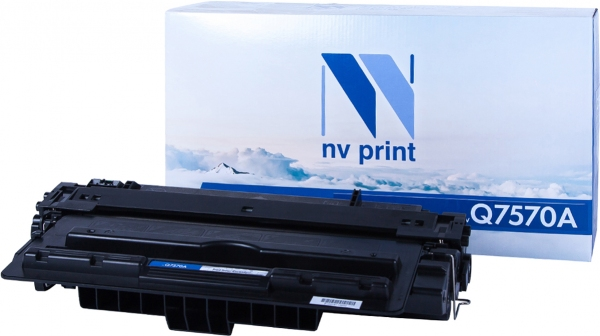 Картридж совместимый NVPrint Q7570A для HP