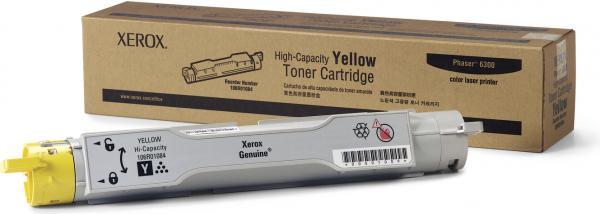 Картридж XEROX 106R01084 желтый оригинальный