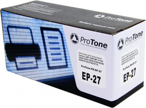 Картридж Canon EP-27 совместимый ProTone