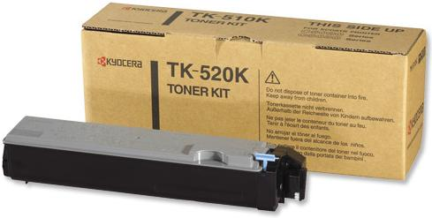 Картридж Kyocera TK-520K черный совместимый NV Print