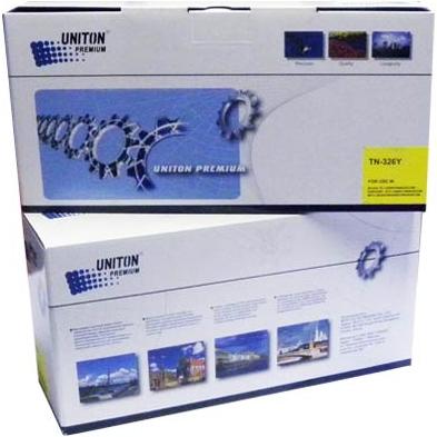 Картридж совместимый UNITON Premium TN-326Y желтый для Brother