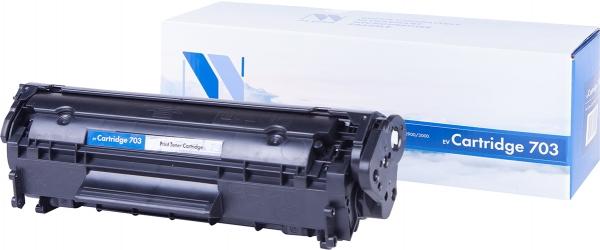 Картридж совместимый NVPrint 703 для Canon