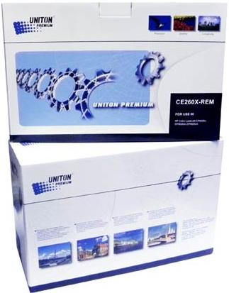 Картридж совместимый UNITON Premium CE260X (649X) черный для HP