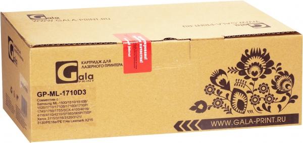 Картридж совместимый GalaPrint ML-1710D3 для Samsung, Xerox и Lexmark