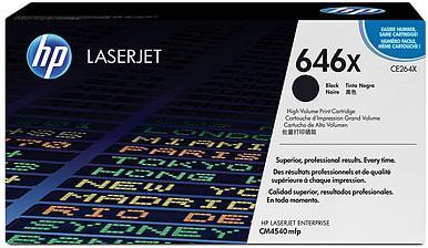 Картридж HP CE264X черный совместимый NV Print