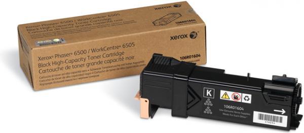 Картридж XEROX 106R01604 черный оригинальный
