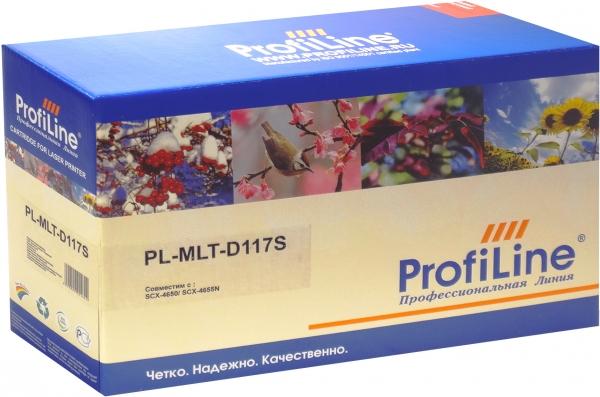 Картридж совместимый ProfiLine MLT-D117S для Samsung