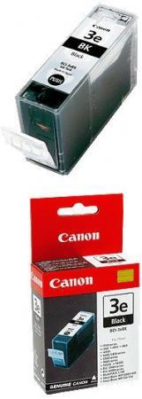 Картридж Canon BCI-3еBk черный совместимый InkTec