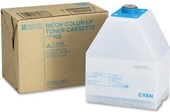 Тонер 105RPL для Ricoh LE голубой