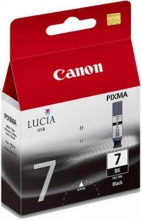 Картридж CANON PGI-7 BK оригинальный