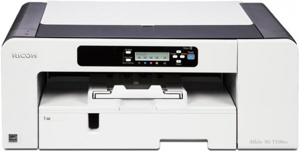 Принтер цветной гелевый Ricoh Aficio SG 7100DN