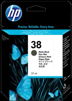 Картридж HP C9412A матовый черный оригинальный